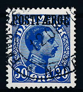 Postfærgemærker
